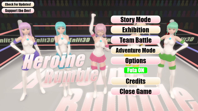 Heroine Rumble