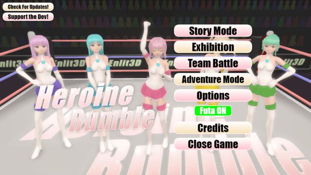 Heroine Rumble