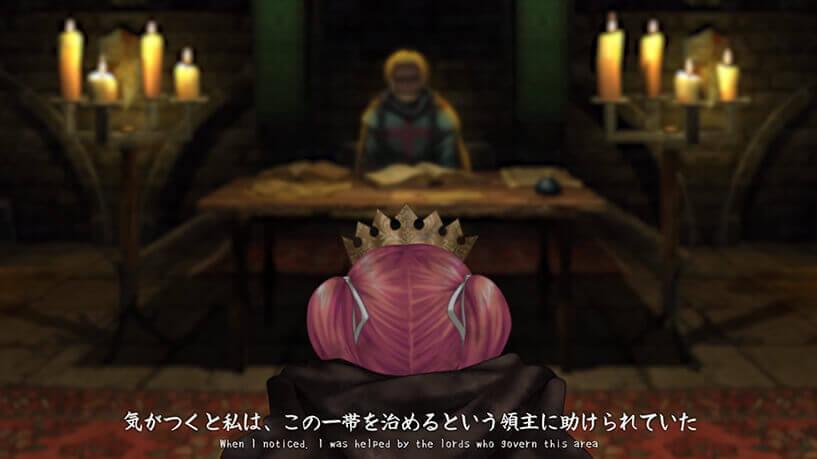 零落の姫騎士アナスティア~どの種族の精子でも受精する呪いの淫紋~